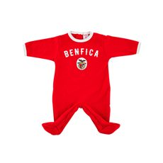 Babygrow Vermelho Vintage Collection